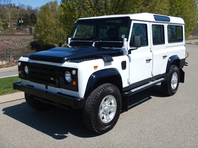 1989 Land Rover Defender 110 4x4
